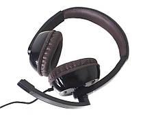 Наушники игровые KONI Strong Gaming KS-996, черные