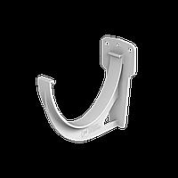 Кронштейн желоба Технониколь, Белый ПВХ D125/82 мм