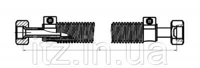Рукава з'єднувальні типу Р45-08