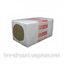 Мінеральна вата IZOVAT 30 кг/м3  (1000*600*100) упаковка 3м2.