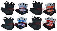 Перчатки спортивные для велосипедистов.М