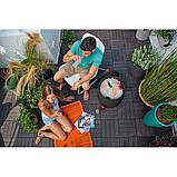 Функціональний садовий бар COOL STOOL гтемно-коричневий (Keter), фото 8