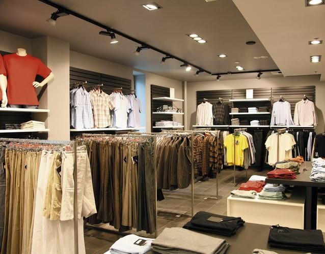 Программа для бутика одежды