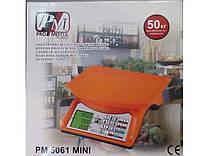 Весы торговые Promotec PM 5061 50 кг