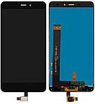 Дисплей и сенсор (дисплейный модуль) для Xiaomi Redmi Note 4 + подарок