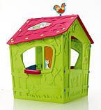 Будинок для дітей MAGIC PLAYHOUSE світло-зелений (Keter), фото 5