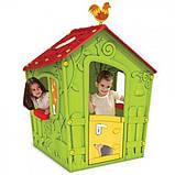 Будинок для дітей MAGIC PLAYHOUSE світло-зелений (Keter), фото 8