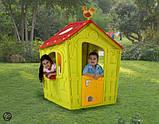 Будинок для дітей MAGIC PLAYHOUSE світло-зелений (Keter), фото 9