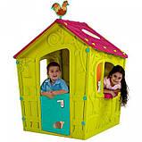 Будинок для дітей MAGIC PLAYHOUSE світло-зелений (Keter), фото 7