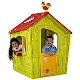 Будинок для дітей MAGIC PLAYHOUSE світло-зелений (Keter), фото 10