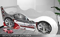 Кровать машина ТУРБО  Shock Cars от 1400х700, фото 1