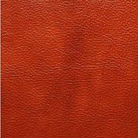 Искусственная кожа коричневый (коньяк)  п/глянец двухцв.