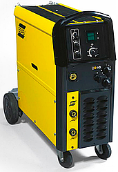 Випрямляч Origo Mig C340 PRO 4WD з вольтамперметром, Esab