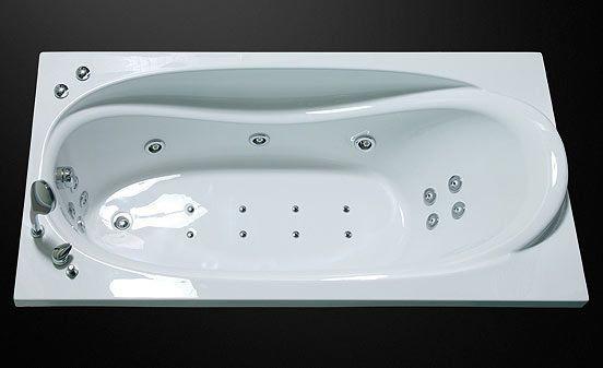 Гидромассажная ванна Devit Country Classic с аэро 17010125A, 1700х750х680 мм