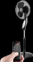 Вентилятор ECG FS 40 R Black