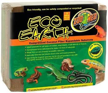 Кокосовий субстрат для тераріуму Croci Eco Earth 8,8 л