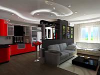 В украинской столице все популярнее становятся квартиры-студио.