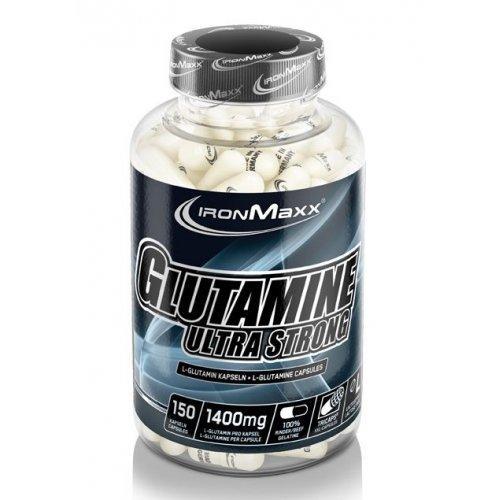 IronMaxx Glutamine Ultra Strong 150 капсул