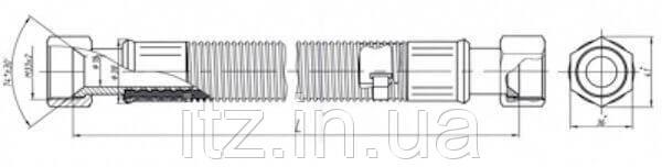 Рукава соединительные типа Р46-05