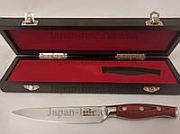 Нож обвалочный из дамасской стали Sakura SK-1513  15 см, фото 1