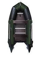 Човен надувний моторний Аквастар K-400, фото 1