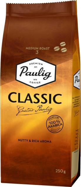 Кофе в зернах Paulig Classic Finland  250 г