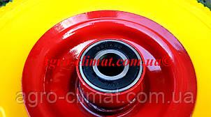 Колесо для тачки 4.00 - 4 под ось 20 мм, без оси, фото 2