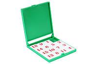 Пятнашки,логическая игра пятнашки,логіка головоломка 1271, фото 1