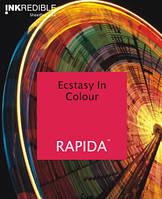 Краска офсетная триадная серии Huber Rapida