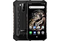 Защищенный смартфон UleFone Armor X5 black
