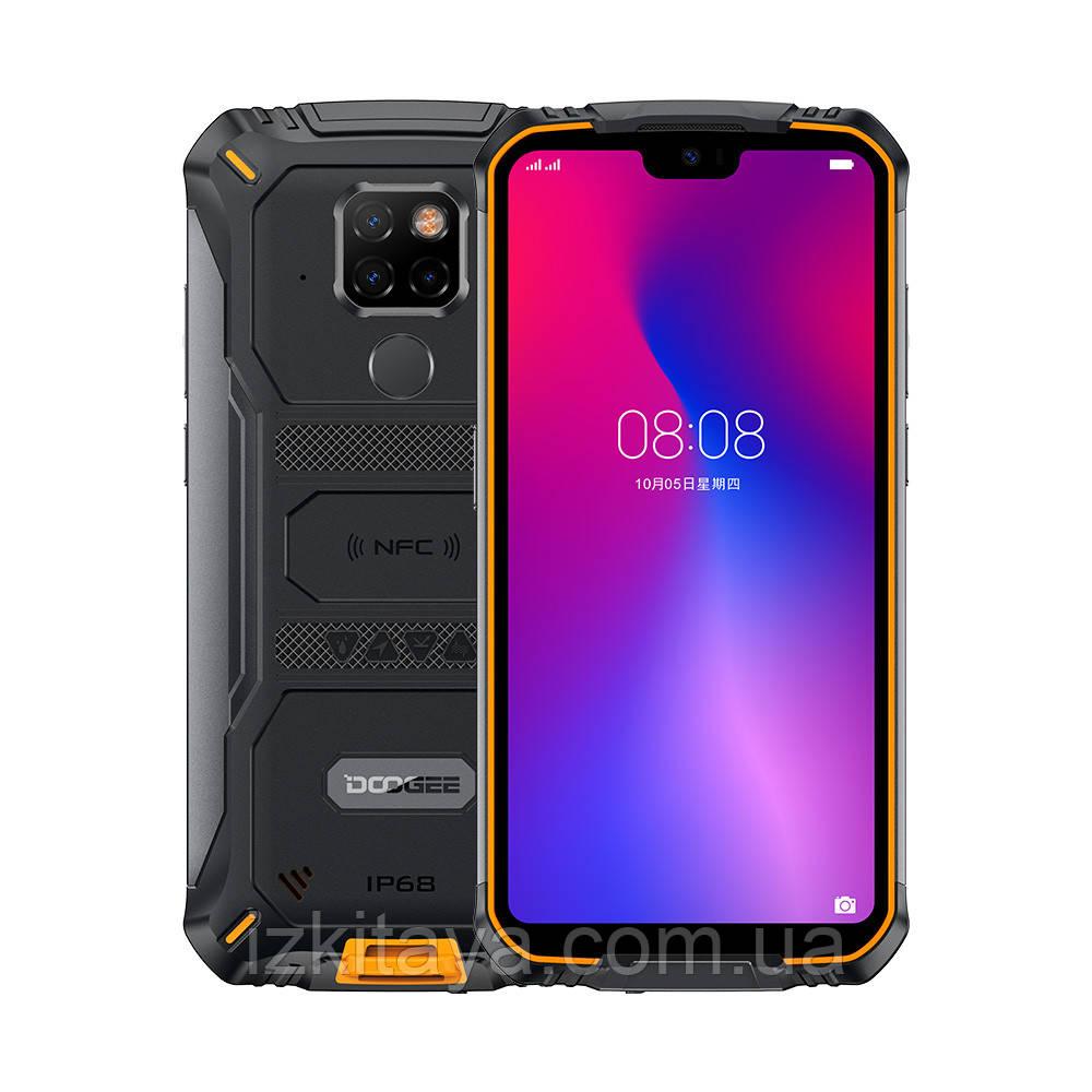Смартфон Doogee S68 Pro orange батарея 6300 уровень защиты IP69K 6/128 Гб