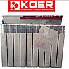 Биметаллический Радиатор Extreme 500х96 Koer (Премиум Серия), фото 4