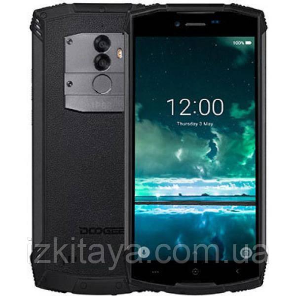 Смартфон Doogee S55 black 4/64Гб