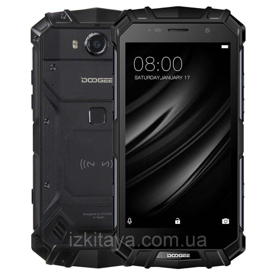 Смартфон Doogee S60 Lite black