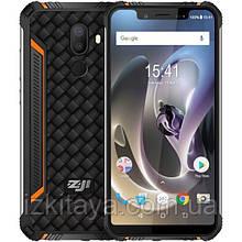 Смартфон ZOJI Z33 orange 3/32 Гб IP68 + стартовый пакет Sweet TV в подарок