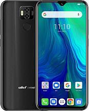Смартфон UleFone Power 6 black 4/64 Гб NFC мощный аккумулятор 6350 mAh + стартовый пакет Sweet TV в подарок