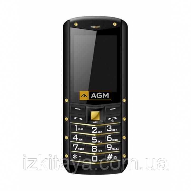 Мобільний телефон AGM M2 gold Russian keyboard