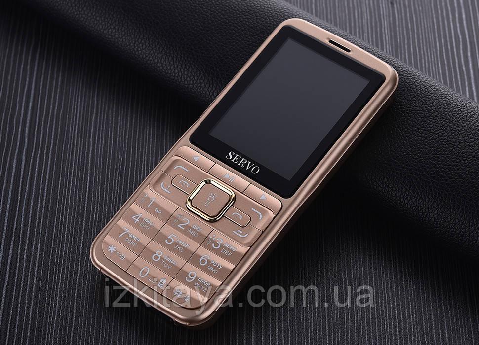 Мобильный телефон Servo S10 gold