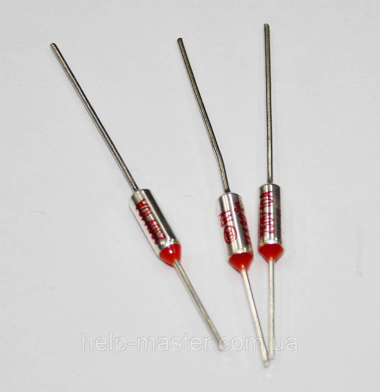 KLS5-103 10A 250В 80°C термо-предохранитель