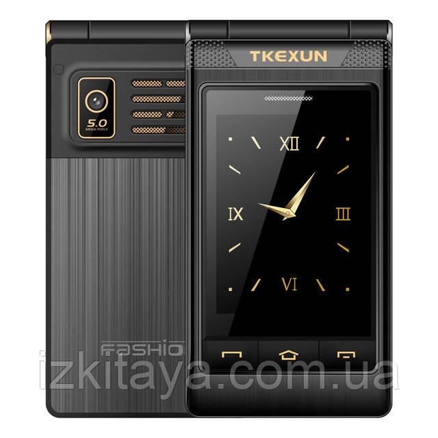 Мобільний телефон Tkexun G10-1 (Yeemi G10-1) 3G black