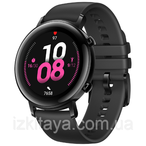 Смарт часы Smart Watch Huawei Watch GT 2 42mm black