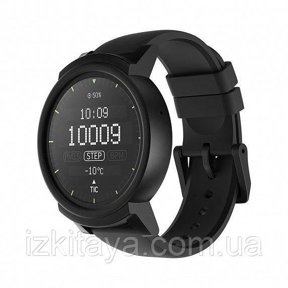 Смарт часы Smart Watch Mobvoi TicWatch E black