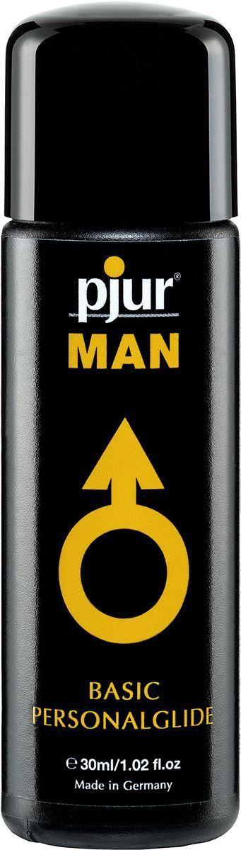 Смазка на силиконовой основе Pjur MAN Basic Personal Glide