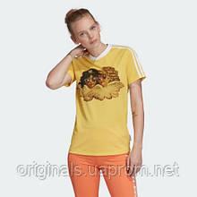Женская футболка adidas Fiorucci Tee FL4141 2020
