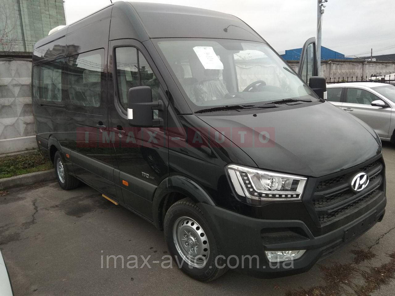 Пасажирський автобус Hyundai H350