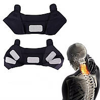 Турмалиновая накладка на плечи