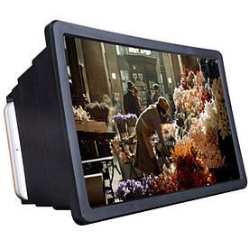"""Подставка Увеличитель экрана смартфона 3D 8"""" (F2)"""