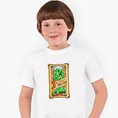 Футболка детская Майнкрафт (Minecraft) Белый (9224-1178)