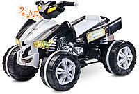 Детский квадроцикл Caretero Raptor Black