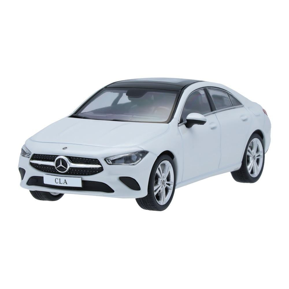 Модель Mercedes-Benz CLA Coupé C118, Scale 1:43, White, артикул B66960470